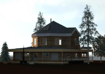Projet Gaspésie